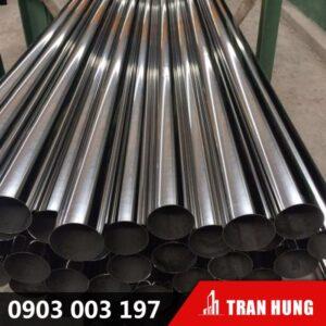 ong tron inox 201 tran hung metal