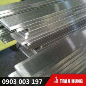 thanh la inox 304 tran hung metal