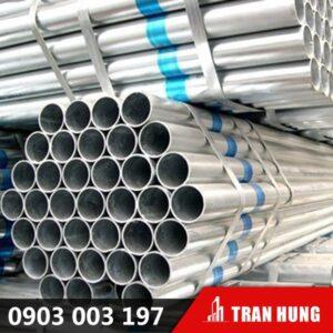 trần hùng chuyên cung cấp thép ống mạ kẽm