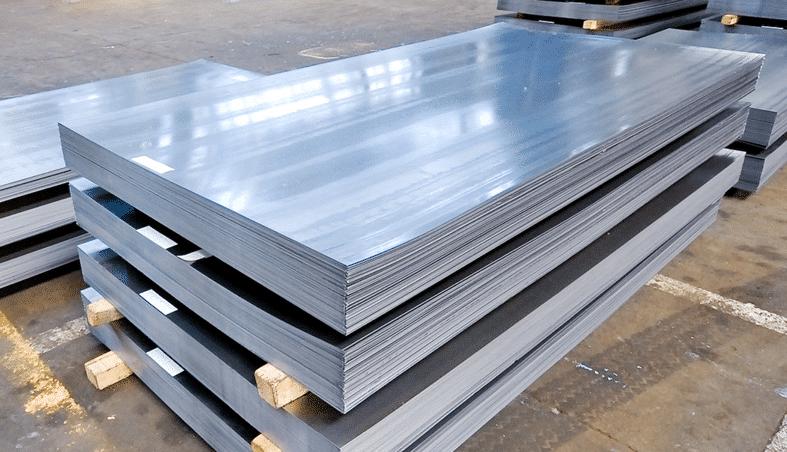 Trùng hùng metal cung cấp thép tấm