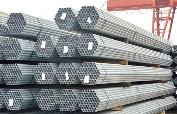 Thép ống mạ kẽm trần hùng metal mạ điện phân