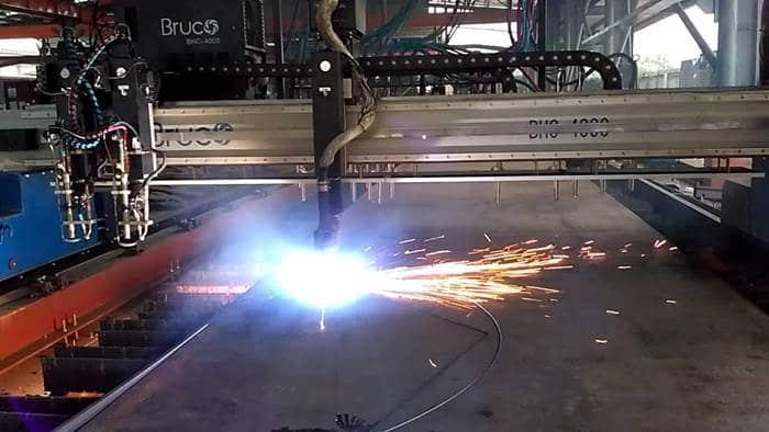 Kỹ thuật cắt Plasma CNC
